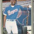 DARREN OLIVER 1994 Fleer Prospect Insert.  RANGERS