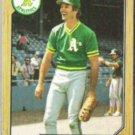 DAVE KINGMAN 1987 Topps #709.  A's
