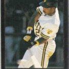 BARRY BONDS 1992 Leaf Black GOLD Insert #275.  PIRATES