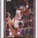 ROBERT HORRY 1992 Topps Draft GOLD Ins #308.  ROCKETS
