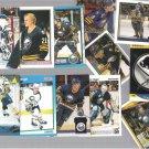 BUFFALO SABRES (50+) Card Lot w/ Stars.  1988 - 90's