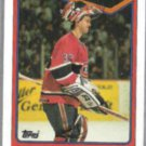 PATRICK ROY 1990 Topps #219.  CANADIENS
