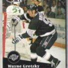 WAYNE GRETZKY 1990 Pro Set #101.  KINGS