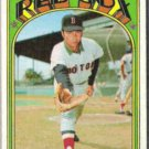 MIKE FIORE 1972 Topps #199,  RED SOX