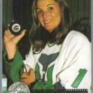 SUSAN SAINT JAMES 1991 Pro Set Platinum #299.  WHALERS