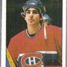 CHRIS CHELIOS 1987 Topps #106.  CANADIENS