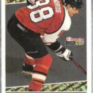 ERIC LINDROS 1994 Premier Black GOLD Insert #13.  FLYERS