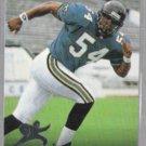 KEVIN HARDY 1996 Upper Deck Star Rookie #2.  JAGUARS