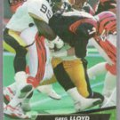 GREG LLOYD 1992 Fleer Ultra #338.  STEELERS