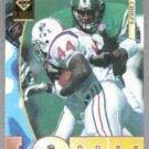 RONNIE LOTT 1995 Edge Black Label #94.  JETS