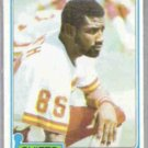 JT SMITH 1981 Topps #86.  CHIEFS