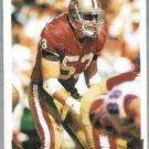 BILL ROMANOWSKI 1993 Topps GOLD Insert #77.  49ers
