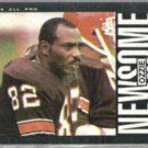 OZZIE NEWSOME 1985 Topps #232.  BROWNS