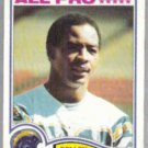 KELLEN WINSLOW 1982 Topps #241.  CHARGERS