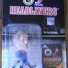 WAYNE GRETZKY 1997 Headliners (mini) figure w/ catalog.