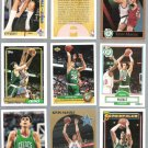 KEVIN McHALE (9) Card Early 90's Lot