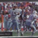 WARREN MOON 1992 Playoff #100.  OILERS