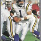 WARREN MOON 1996 Leaf #20.  VIKINGS
