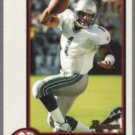WARREN MOON 1998 Bowman #116.  SEAHAWKS