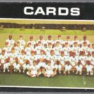 CARDINALS Team Card 1971 Topps #308