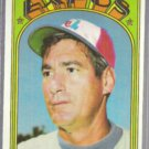 RON TAYLOR 1972 Topps #234,  MONTREAL
