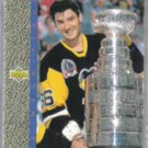MARIO LEMIEUX 1993 UD Gretzky's Great Ones Ins #GG4.