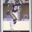 RANDY MOSS  1999 Upper Deck Victory #146.  VIKINGS