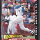 ROBIN YOUNT 1993 Post Cereal Insert #30 of 30.  BREWERS