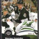 WAYNE GRETZKY 1991 Pro Set #574.  KINGS