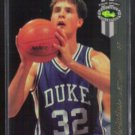 CHRISTIAN LAETTNER 1993 Classic 4-Sports Mc'ds Logo.  DUKE