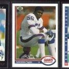 LAWRENCE TAYLOR (3) Card Lot (1991 + 1993)  GIANTS