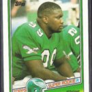 JEROME BROWN 1988 Topps Super Rookie #247.  EAGLES