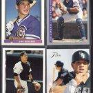 JOE GIRARDI (4) Card Lot (1991 - 1994)  CUBS / ROCKIES
