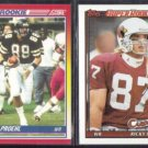 RICKY PROEHL 1990 Score Rookie + 1991 Topps Super RC.  CARDS