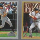 MARK McGWIRE 1999 Topps OD #39 + 1998 Topps #478.  CARDS