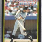 WILL CLARK 1992 Topps McD's Best Gold #18 of 44.  GIANTS