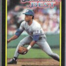 ROBERTO ALOMAR 1992 Topps McD's Best Gold #4 of 44.  JAYS