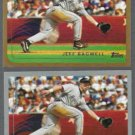 JEFF BAGWELL 1999 Topps + 1999 Topps Opening Day.  ASTROS