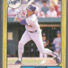 MIKE SCIOSCIA 1987 Topps #144.  DODGERS