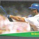 KEN GRIFFEY Jr. 1993 Select #2.  MARINERS