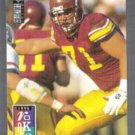 TONY BOSELLI 1995 Upper Deck CC Rookie #2.  JAGUARS