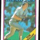 TOM O'MALLEY 1988 Topps #77.  RANGERS