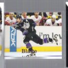 ROB BLAKE (3) Card Lot (1992, 2000 + 2007) w/ Ins.  LA / COL