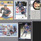 MARK MESSIER (5) Card Lot (1990, 1992 + 93)  EDM / NYR
