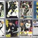 MIKE MODANO (8) Card Lot (1990 - 1995)  STARS