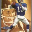 DANNY KANELL 1998 Flair Showcase #49.  GIANTS