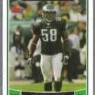 TRENT COLE 2006 Topps #20.  EAGLES