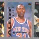 CHARLIE WARD (3) Card Lot (1994 - 1996) w/ Rookie.  KNICKS