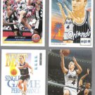 SCOTT SKILES (4) Card Lot (1991 - 1993) w/ McD's Insert.  MAGIC