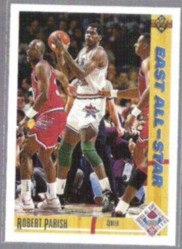 ROBERT PARRISH 1991 Upper Deck AS #72.  CELTICS
